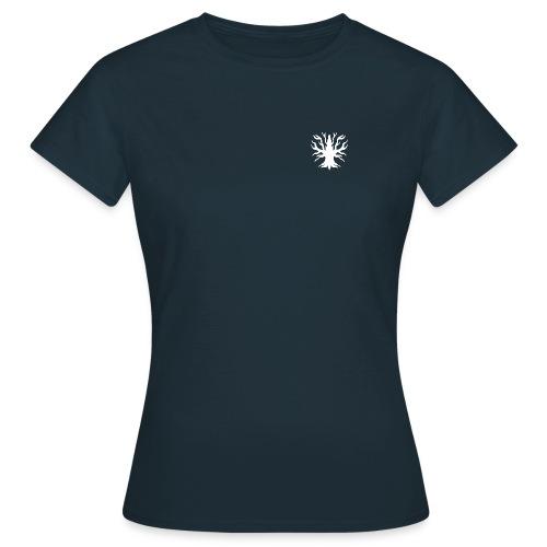Tree3Solid - Women's T-Shirt