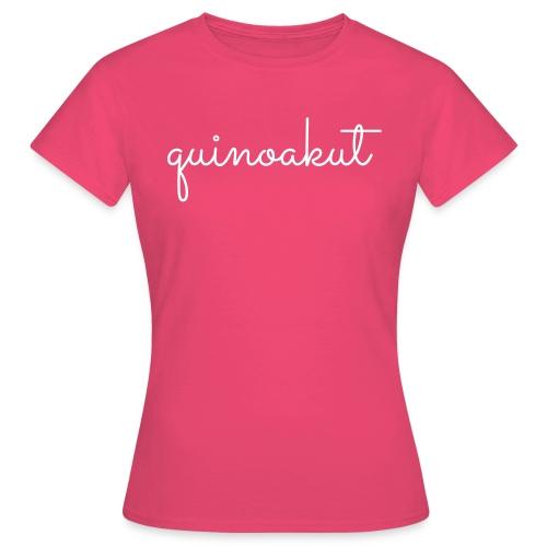quinoakut - Vrouwen T-shirt