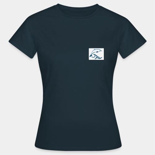 Logo Dauphin seul - T-shirt Femme