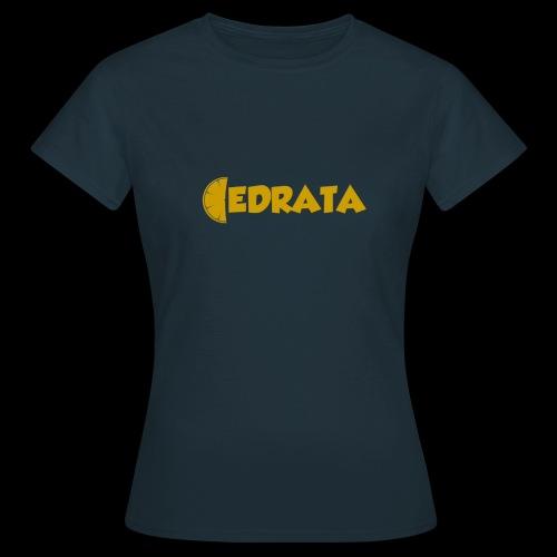 C-Edrata - Maglietta da donna