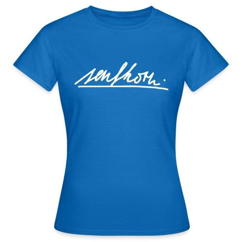 #senfi - Frauen T-Shirt