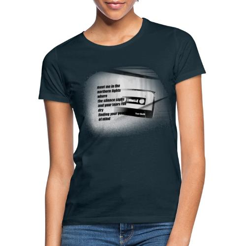 TRUE NORTH TEE - Frauen T-Shirt