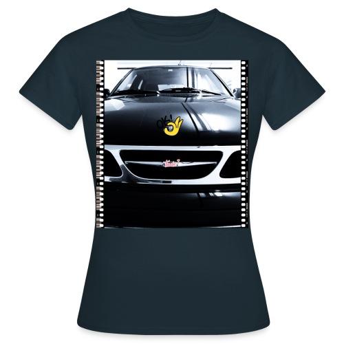 Individuell Reisen - Frauen T-Shirt