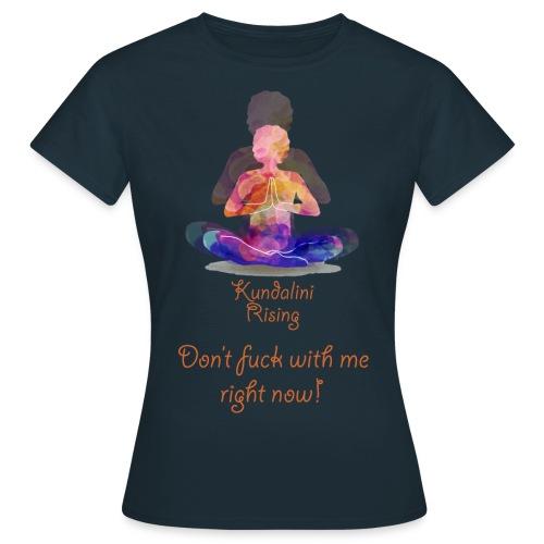 Kundalini Rising - Women's T-Shirt
