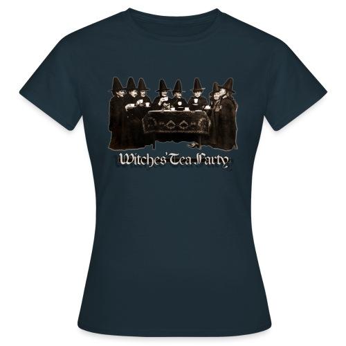 Witches' Tea Party - Maglietta da donna