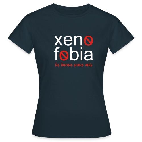 xenofobia - Camiseta mujer
