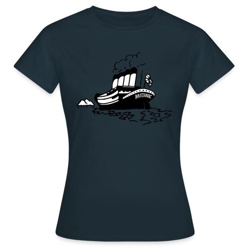 Bretanic - Naisten t-paita
