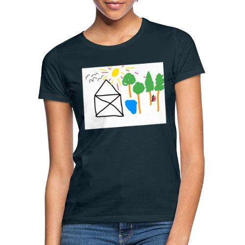 Death in the Forest II - Frauen T-Shirt