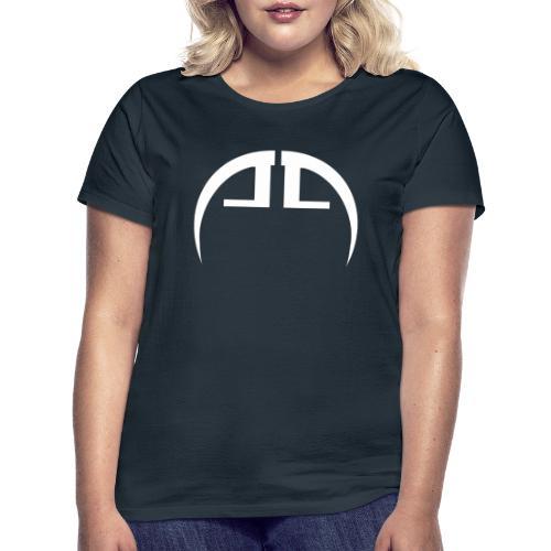 halb weiss - Frauen T-Shirt