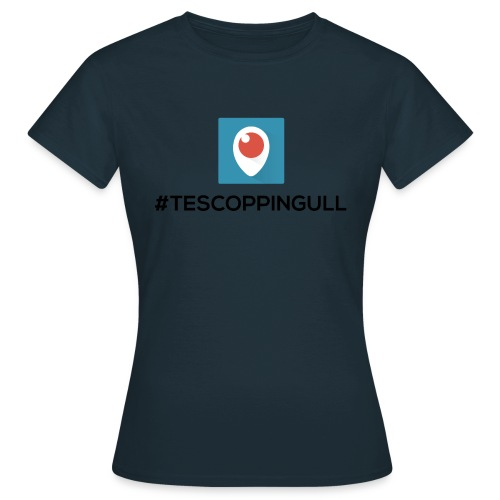 #TESCOPPINGULL - Maglietta da donna