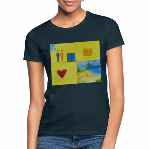 Viererwunsch - Frauen T-Shirt