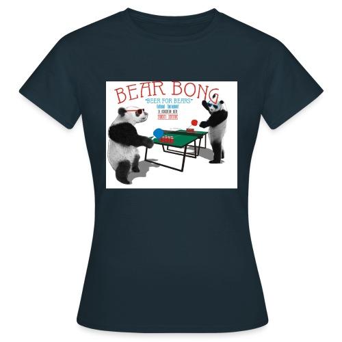 Bear Bong - Naisten t-paita
