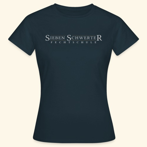 7 Schwerter - Frauen T-Shirt