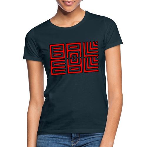baleal red serie - T-shirt Femme