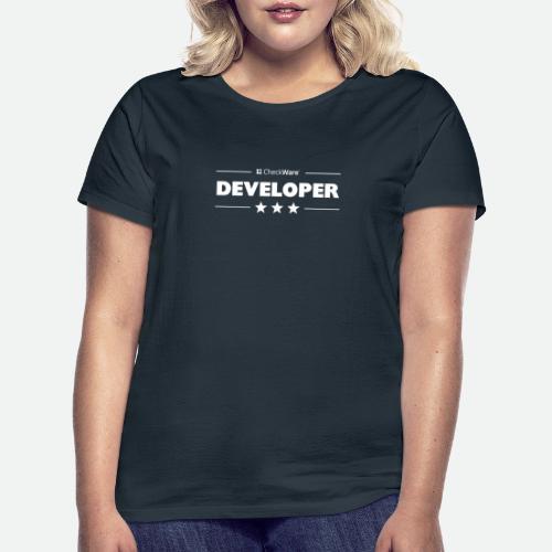 CheckWare developer - Women's T-Shirt