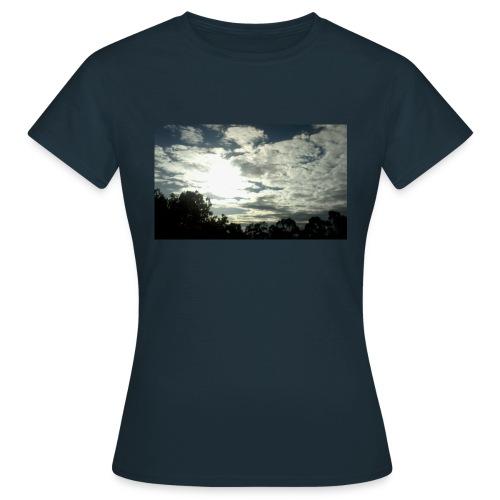 paisaje unico - Camiseta mujer