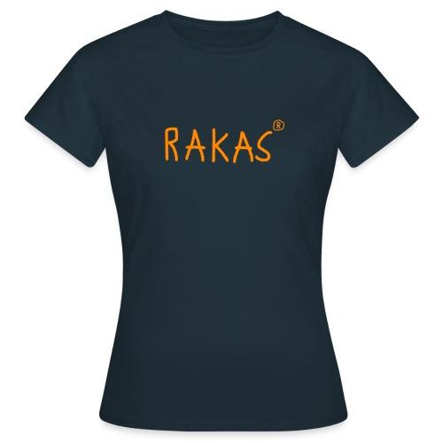 Rakas -MESSED UP - Naisten t-paita