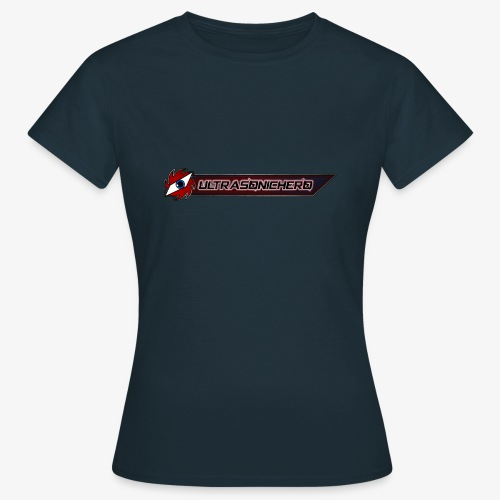 UltraSonicHero Title - Women's T-Shirt