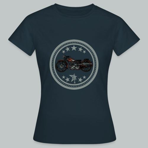 Biker 1-1 - Women's T-Shirt
