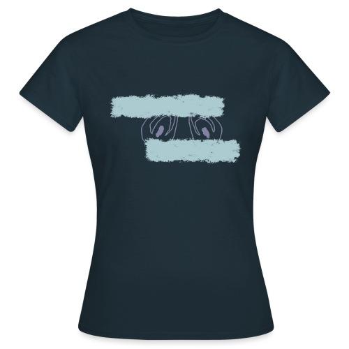 nieobcy domyślny - Koszulka damska