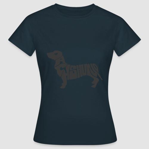Dackel - Frauen T-Shirt