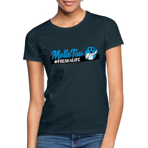 Nyt Logo4 - Dame-T-shirt