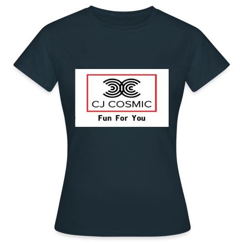 CJ COSMIC - Women's T-Shirt