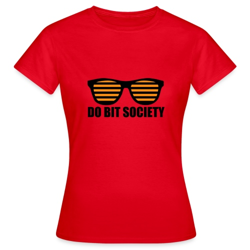 DO BIT SOCIETY-OLUWAH - Women's T-Shirt