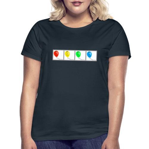 Svensk Barnsmärtförening - T-shirt dam
