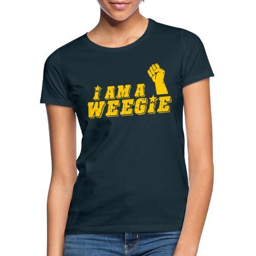 I Am A Weegie - Women's T-Shirt