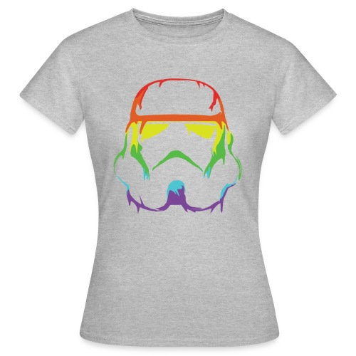 Pride Trooper - simple - Naisten t-paita