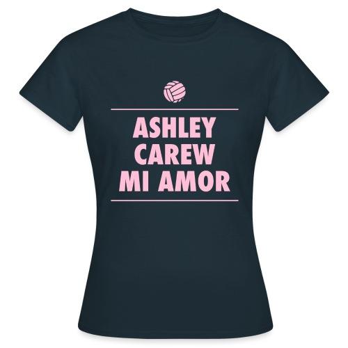 Ashley Carew Mi Amor Pink - Women's T-Shirt