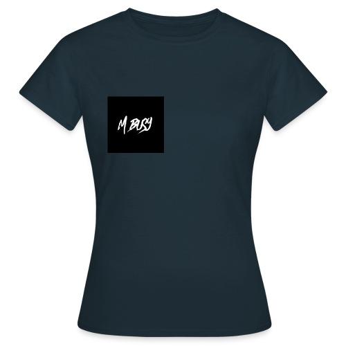 NEW M BUSY MERCH - Women's T-Shirt