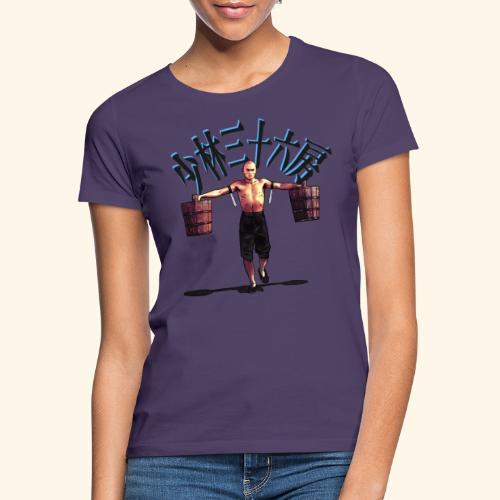 Gordon Liu - den 36. sal i Shaolin (vand) - Dame-T-shirt