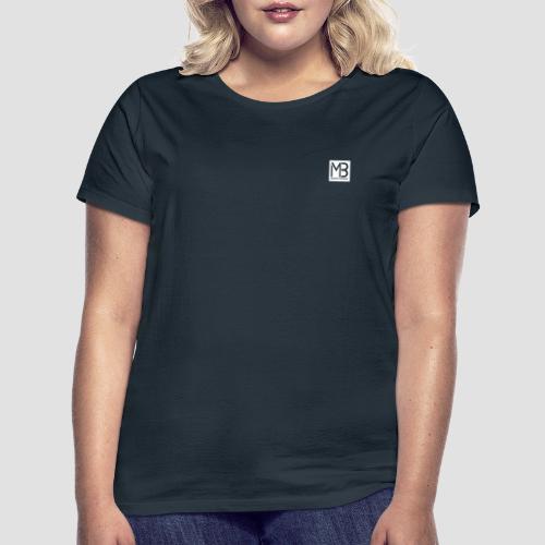 Logo MB Graphic Designer White - Maglietta da donna