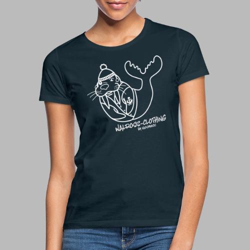 Walross-Clothing by Vaosmusic - Frauen T-Shirt