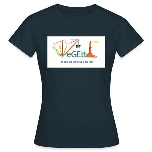 LOGO (CMYK) - Maglietta da donna