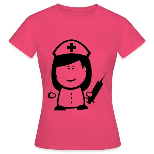 Retter-Nurse-Nerd-Tank-Top - Frauen T-Shirt