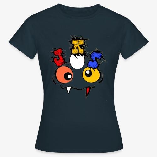 3Xdragon - T-shirt Femme
