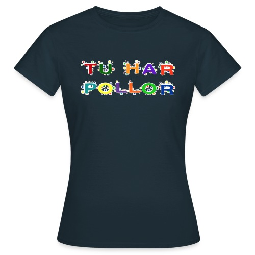 1G3B Pollor - T-shirt dam