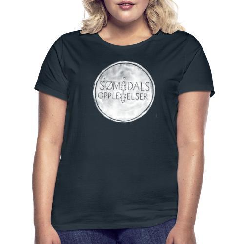 Sømådalsopplevelser - T-skjorte for kvinner