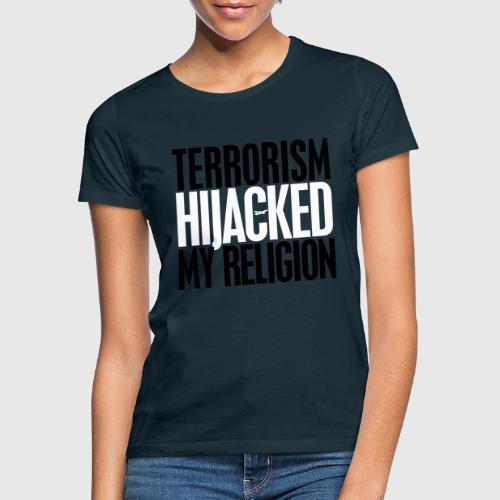 TERROISM invert png - Dame-T-shirt