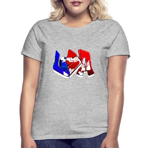 USA - T-shirt Femme