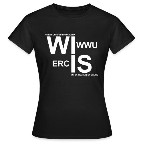 WI Logo - Frauen T-Shirt