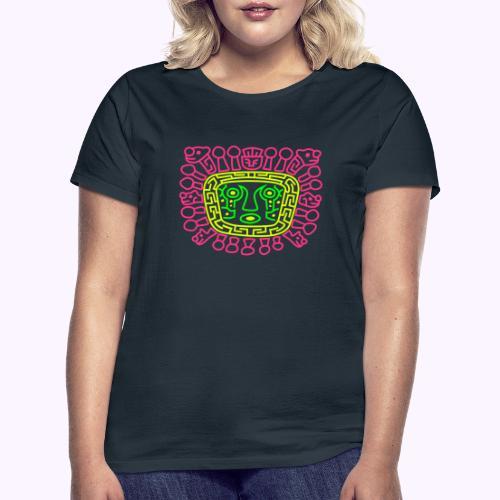 Virococha Face - Naisten t-paita