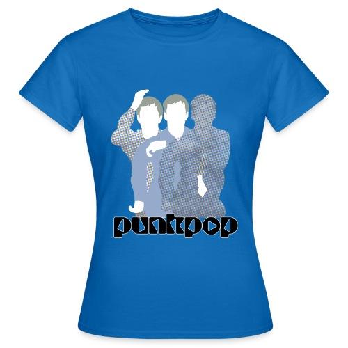 JD Post Punk PunkPop - Maglietta da donna