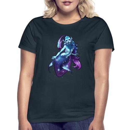 Alien-Mermaid von Bianca Saxonja - Frauen T-Shirt