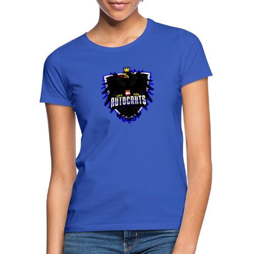 AUTocrats blue - Frauen T-Shirt
