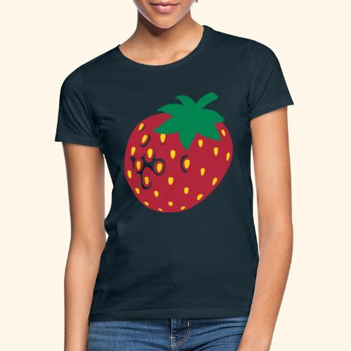 Erdbeere - Frauen T-Shirt