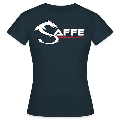saffe logo - Frauen T-Shirt